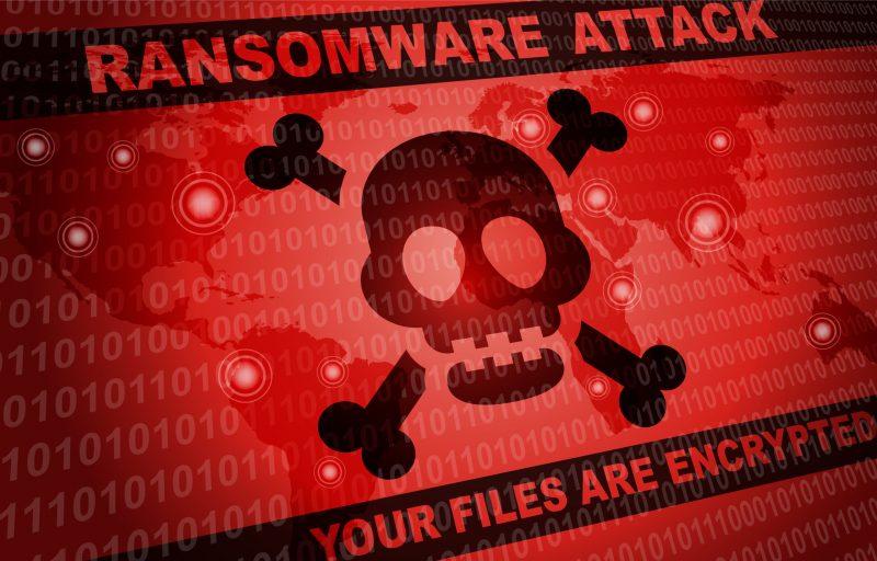 Ransomware attack artwrok