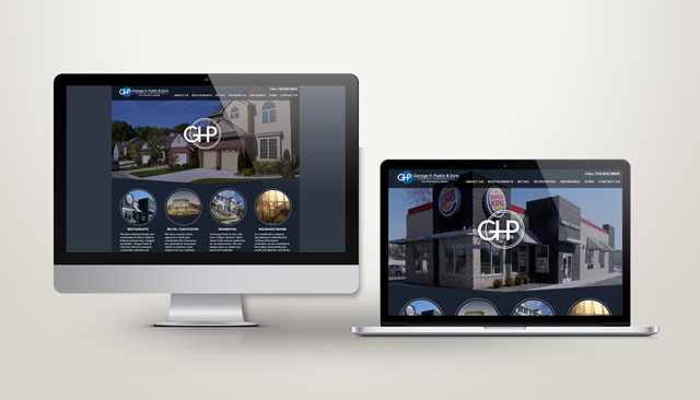 G.H. Pastor & Sons Website Design