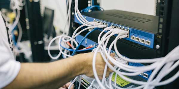 Network Wiring | CPS on